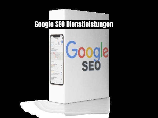 Google SEO Dienstleistungen